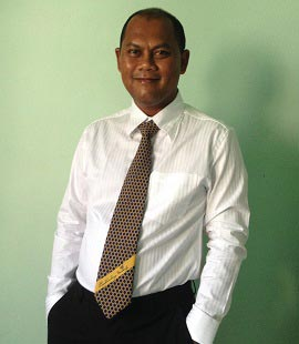 Suripun (Dam) Vichitbut - Construction Manager