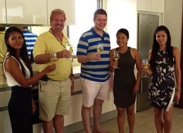 KA Villa Phuket - Welcome Moritz Preussner and Yu Song to the Ka Villa Family